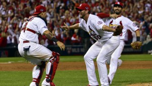 MLB: NLDS-Pittsburgh Pirates at St. Louis Cardinals