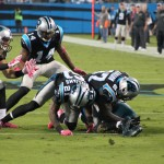 Panthers vs Eagles 2