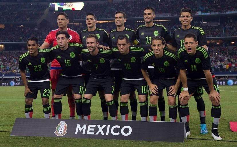 Seleccion Mexico, se mudo a la CONMEBOL